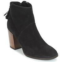 鞋子 女士 短靴 André CARESSE 黑色