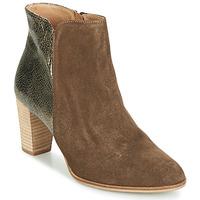 鞋子 女士 短筒靴 André LEONORA 3 灰褐色