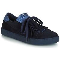 鞋子 女士 球鞋基本款 André CALIFORNIA 蓝色