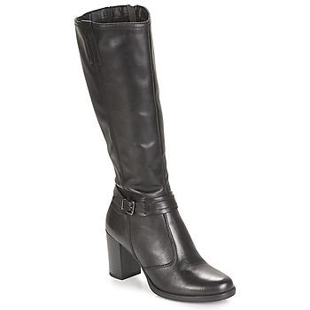 鞋子 女士 都市靴 André PHARA 黑色