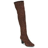 鞋子 女士 都市靴 André PRISCA 3 Leopard