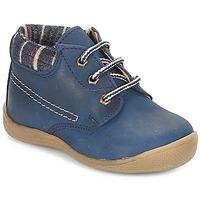 鞋子 男孩 短筒靴 André NOE 海蓝色