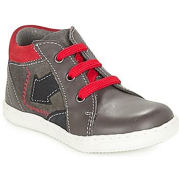 鞋子 男孩 短筒靴 André LA FLECHE 灰色