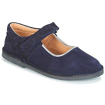 鞋子 女孩 平底鞋 André AURORA 海蓝色