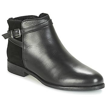 鞋子 女士 短筒靴 André DUO 黑色