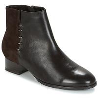 鞋子 女士 短筒靴 André CARLA 棕色