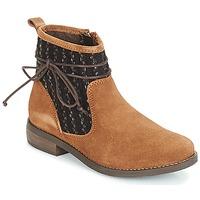 鞋子 女士 短筒靴 André MEXICA 棕色