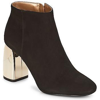 鞋子 女士 短靴 André SELENA 黑色
