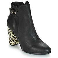 鞋子 女士 短靴 André SOIR 黑色