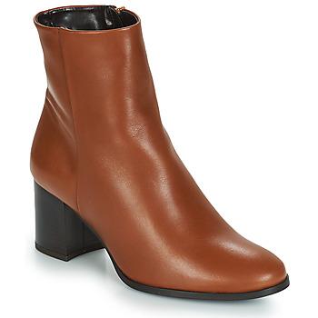 鞋子 女士 短靴 André DARA 驼色