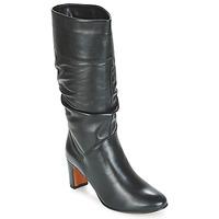 鞋子 女士 都市靴 André SARA 黑色