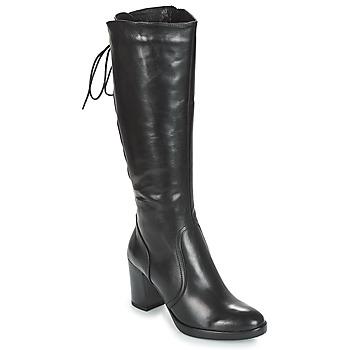 鞋子 女士 都市靴 André OPALE 黑色