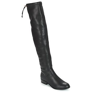 鞋子 女士 绑腿 André MARGOT 黑色