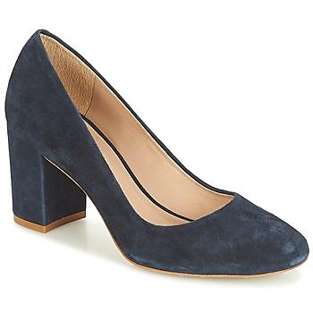 鞋子 女士 高跟鞋 André PENSIVE 海蓝色