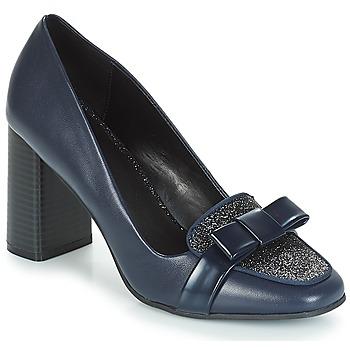 鞋子 女士 高跟鞋 André EDITHA 海蓝色