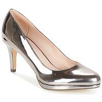 鞋子 女士 高跟鞋 André CRYSTAL 银色