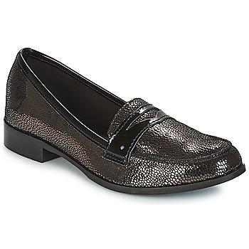 鞋子 女士 皮便鞋 André JUPITER 金色
