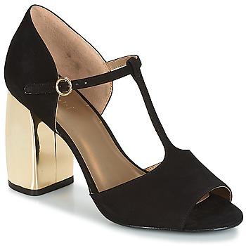 鞋子 女士 凉鞋 André ELEONORE 黑色
