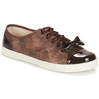 鞋子 女士 球鞋基本款 André BOUTIQUE 棕色