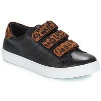 鞋子 女士 球鞋基本款 André PADDLE Leopard