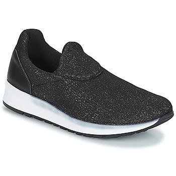 鞋子 女士 平底鞋 André RHINESTONE 黑色