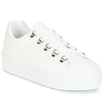 鞋子 女士 球鞋基本款 André CROCHET 白色