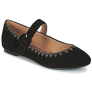 鞋子 女士 平底鞋 André ALBOROZA 黑色