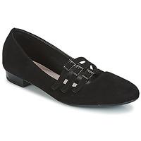 鞋子 女士 平底鞋 André CLEA 黑色