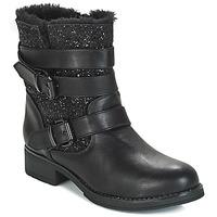 鞋子 女士 短筒靴 André BRIGITTE 黑色
