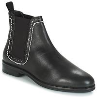 鞋子 女士 短筒靴 André CARLOTA 黑色