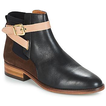 鞋子 女士 短筒靴 André MONTANA 黑色