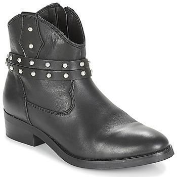 鞋子 女士 短筒靴 André ARABELLA 黑色