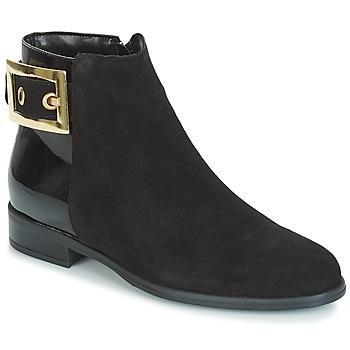 鞋子 女士 短筒靴 André ELFIE 黑色