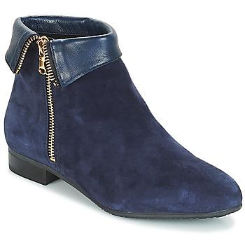 鞋子 女士 短筒靴 André PIMENTO 海蓝色