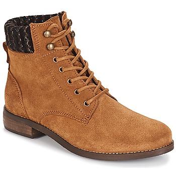 鞋子 女士 短筒靴 André CARMINA 驼色