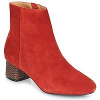鞋子 女士 短靴 André EUFORIA 红色