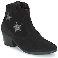 鞋子 女士 短靴 André CELESTE 黑色