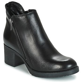 鞋子 女士 短靴 André TURBULENT 黑色
