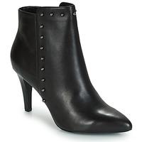 鞋子 女士 短靴 André TEA 黑色