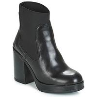 鞋子 女士 短靴 André JESSICA 黑色