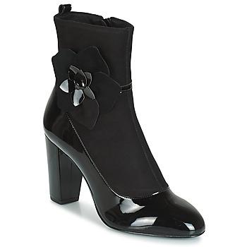 鞋子 女士 都市靴 André MAGDALENA 黑色