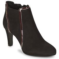 鞋子 女士 短靴 André ERIKA 黑色