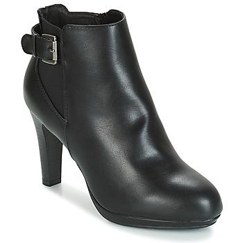 鞋子 女士 短靴 André RACHEL 黑色