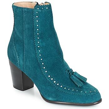 鞋子 女士 短靴 André DORIANE 蓝色