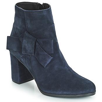 鞋子 女士 短靴 André LEONOR 蓝色