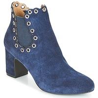 鞋子 女士 短靴 André ALESSIA 海蓝色
