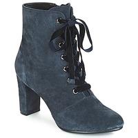 鞋子 女士 短靴 André JUSTINE 蓝色