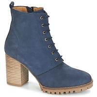 鞋子 女士 短靴 André ROVER 海蓝色
