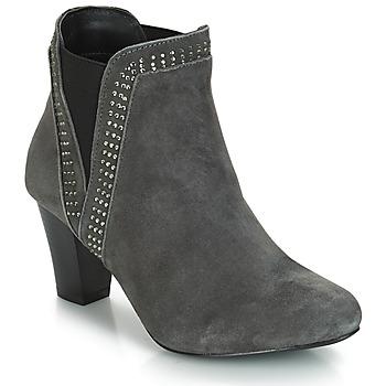 鞋子 女士 短靴 André BRITANIE 灰色