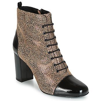 鞋子 女士 短靴 André CONGA 米色